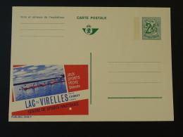 Publibel 2535 Lac De Virelles Entier Postal Stationery Card Belgique - Stamped Stationery