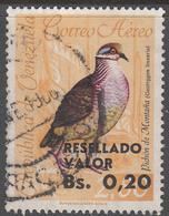 VENEZUELA    SCOTT NO. C882      USED    YEAR      1965 - Venezuela