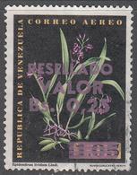 VENEZUELA    SCOTT NO. C885      USED    YEAR      1965 - Venezuela