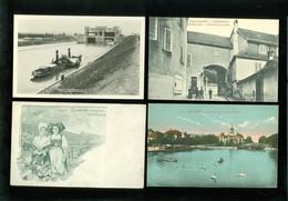 Lot De 20 Cartes Postales De France  Rhin ( Haut )    Lot Van 20 Postkaarten Van Frankrijk ( 68 ) - 20 Scans - Postkaarten