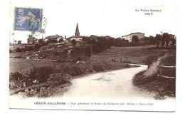 CEAUX D'ALLEGRE - VELAY Illustré N°6819 (1930) - Vente Directe - France