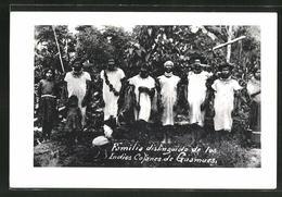 AK Guamues, Familia Distinguido De Los Indios Cojanes - Colombie