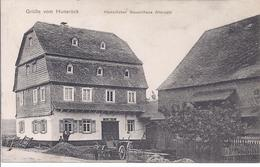 Hunsrücker Bauernhaus In Altercülz Bei Kastellaun - AK 7892 - Kastellaun