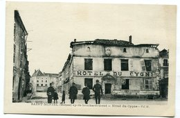 CPA  55 : ST MIHIEL  Hotel Du Cygne    A  VOIR   !!!!! - Saint Mihiel