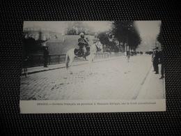 Guerre ( 194 ) Oorlog 1914 - 1918  Armée Leger  Soldats  Soldat  Soldaten Soldaat Spahis : Garnison à Mascara - Afrique - Guerra 1914-18