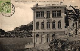 MONACO - LA POTERIE DE MONACO - Monaco