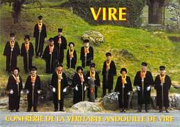 14 - VIRE - Confrérie De La Véritable Andouille De VIRE, Square De La Résistance. - Vire