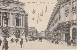 18/10/170  -  PARIS  ( 9ème )  RUE  HALÉVY - Arrondissement: 09