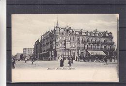 Hôtellerie - Belgique - Carte Postale De Knocke - Hôtel Beau-Séjour - - Knokke
