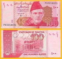 Pakistan 100 Rupees P-48 2018 UNC - Pakistan