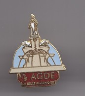 Pin's De Agde La Belle Agathoise Réf 6788 - Villes