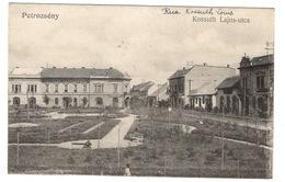 ROUMANIE - PETROZSENY Kossuth Lajos-utca - Roumanie