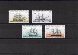 Micronesie / 1985 Superbe Série De 4 Valeurs Dentelées MNH Valeur + De 6.00 Euros Vente Départ 1.50 Euros - Schiffe