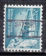 USA Precancel Vorausentwertung Preo, Locals Washington, Satsop 841 - Vereinigte Staaten