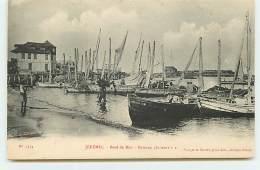 HAITI - JEREMIE - Bord De Mer - Bateaux Pêcheurs - Haiti