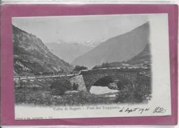 Vallée De BAGNES , Pont Des Trappistes - VS Valais