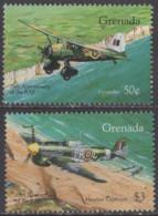GRENADE - 75e Anniversaire De La RAF - Grenade (1974-...)