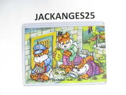 KINDER PUZZLE ALLEMAND 616877 FANCY FUXIES 1998 SANS OHNE WITHOUT BPZ - Puzzles