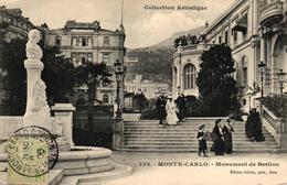 MONACO - MONTE CARLO MONUMENT DE BERLIOZ - Monaco