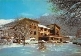 """ALPES MARITIMES  06   SAINT DALMAS VALDEBLORE  LA COLMIANE  """"LOU MERCANTOUR"""" HOTEL - RESTAURANT - Autres Communes"""