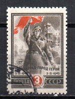 Sello Nº 1012  Rusia - 1923-1991 UdSSR