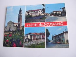 Treviso - Saluti Da Musano - Treviso
