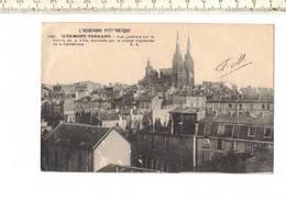 48528 -D5-  L AUVERGNE PITTORESQUE CLERMONT FERRAND VUE GENERALE SUR LE CENTRE DE LA VILLE - Clermont Ferrand