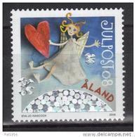 Aland 2008 N°303 Neuf Noël - Aland