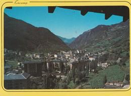 CPM 10X15 . VALLS D'ANDORRA . Vista General D' ENCAMP - Andorra
