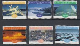 Ross Dependency 1998 Ice Formations 6v  ** Mnh (40891) - Ross Dependency (Nieuw-Zeeland)