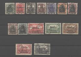 Allenstein,1-14,o,Nr.4 + 13 Gep. - Deutschland