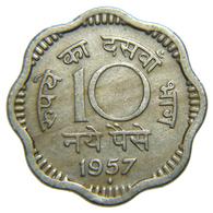 [NC] INDIA - 10 RUPEE RUPIE 1957 - India