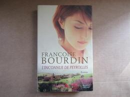 L'inconnue De Peyrolles (Françoise Bourdin) éditions France Loisirs De 2005 - Autres