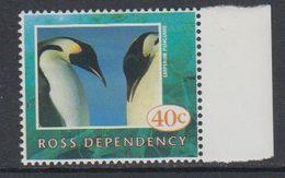 Ross Dependency 1995 Penguin 40c  ** Mnh (40891F) - Ongebruikt