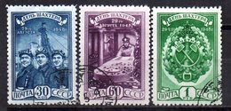 Serie  Nº 1246/8  Rusia - 1923-1991 URSS
