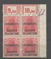 Allenstein,2,OR W 3.7.3 + 2.9.2,xx - Deutschland