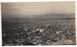 Photo Originale GRECE Athènes Au Fond Ile De Salamine Mont Aigalée 1929 - Places