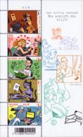 Belgium BL 148** Fete Du Timbre Année 2007  3 - Blocks & Sheetlets 1962-....