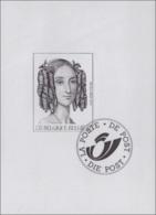 Belgium BL 2971  Bloc Noir Et Blanc  Elisabeth 2001 - Foglietti Bianchi & Neri