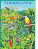 France Neuf **  2003  Bloc N° 56   Faune.  Nature De France.  Oiseaux D'outre-mer - Blocs & Feuillets