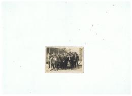 PHOTO IDENTIFIEE  FANFARE MUNICIPALE DE SOLRE - LE - CHATEAU (NORD) - Persone Identificate