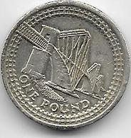 Grande Bretagne - 1 Pound - 2004 - 1971-…: Dezimalwährungen