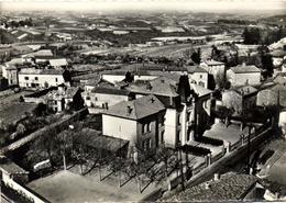 1 Cpsm Taluyers - La Mairie Et Les écoles - Non Classés
