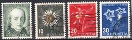Switzerland / Schweiz / Suisse : 1943 Pro Juventute  Michel 424 / 427 - Pro Juventute