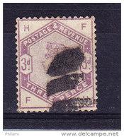 GRANDE BRETAGNE YT 80 OBL CANCELED. (4D70) - 1840-1901 (Victoria)