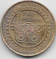 Grande Bretagne - 2 Pounds - 2004 - 1971-… : Monnaies Décimales