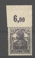 Allenstein,3,OR P,xx - Deutschland