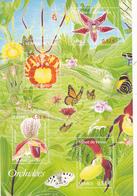 France Neuf **  2005  Bloc N° 81   Flore.  Série Nature De France. Orchidées - Blocs & Feuillets