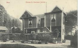 ANS : Chalet S. Herman-Jamart - RARE VARIANTE - Ans