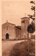 Péault : La Vieille église - France